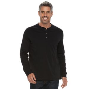 Men's Croft & Barrow® Classic-Fit Stretch Henley